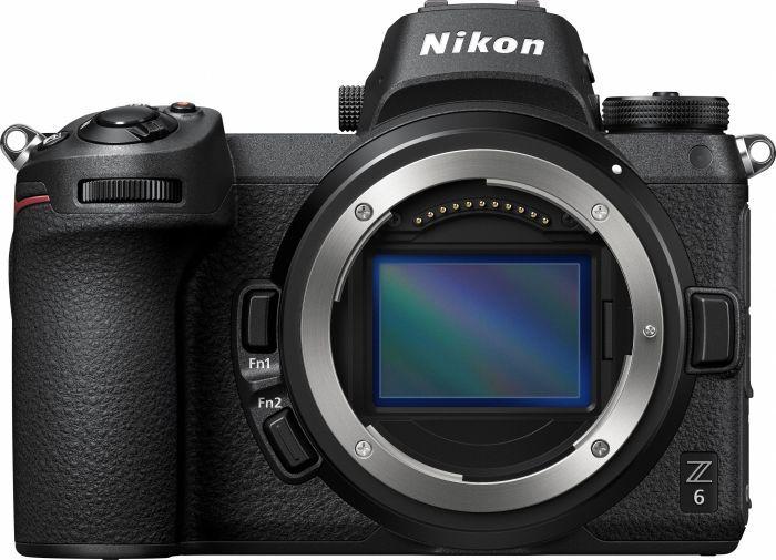 appareil photo hybride Nikon Z6