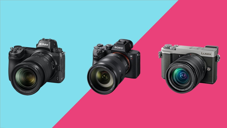 Les meilleurs appareils photo hybrides 2020