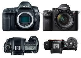 Appareil photo hybride ou reflex, que choisir? 1