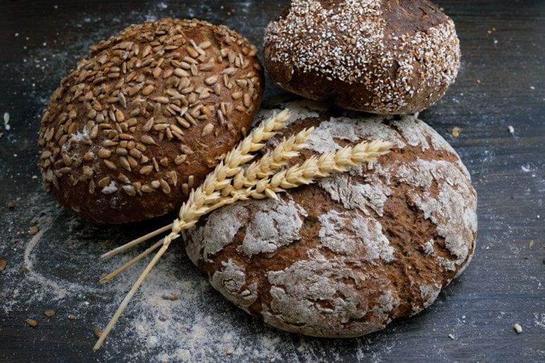 photo culinaire - pain artisanal