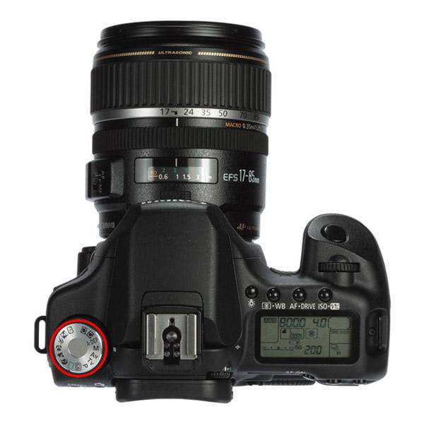 Canon-50D-molette-de-modes-1