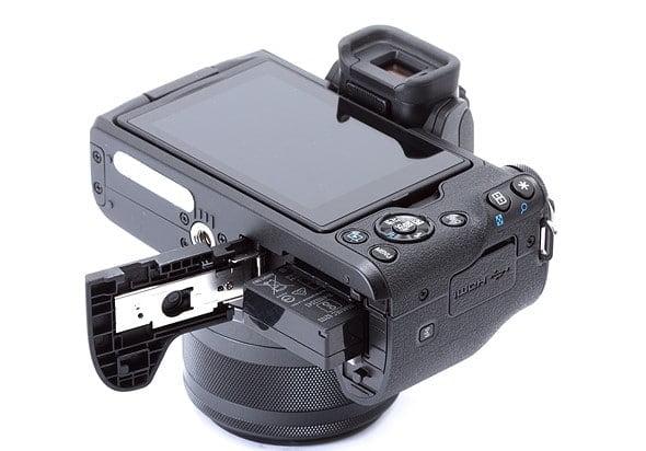 EOS-M50-batterie