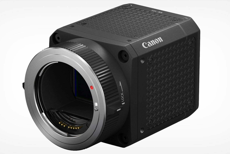 Le nouvel appareil plein format de Canon peut atteindre ISO 4500000